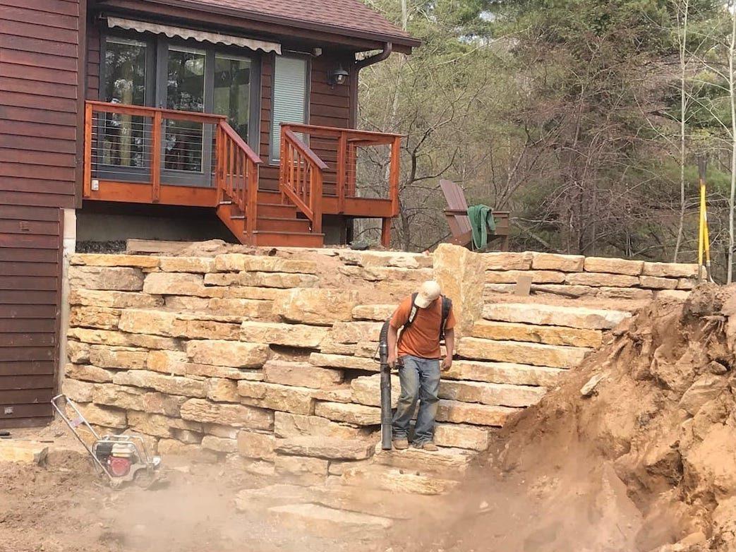 Landscape Remodeling